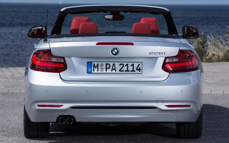 Фото BMW 2-series Cabrio  (2014-2017)