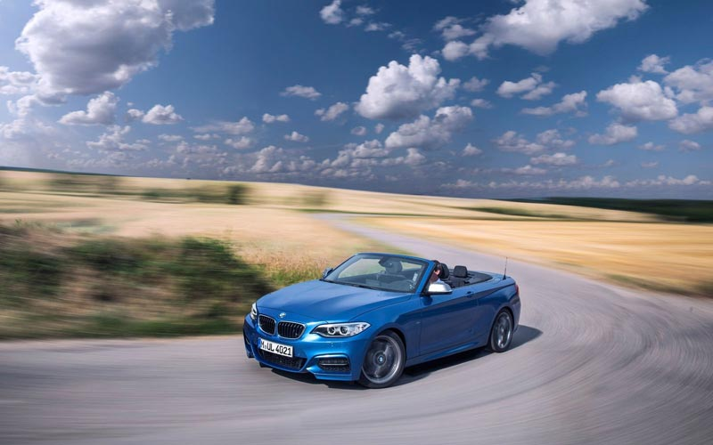 Фото BMW M235i Cabrio