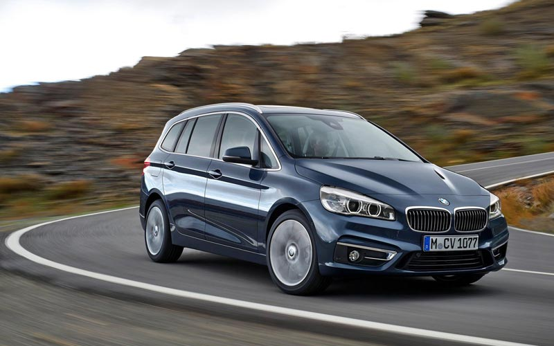 Фото BMW 2-series Gran Tourer  (2015-2018)