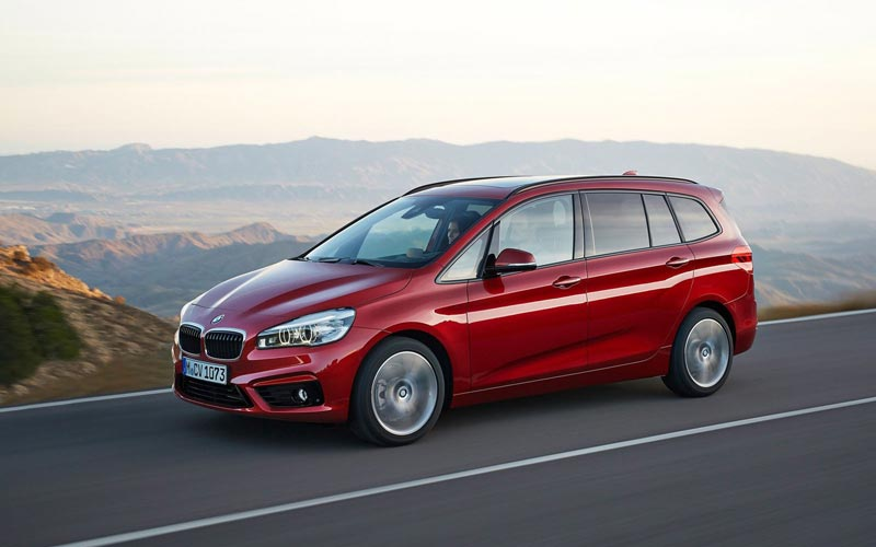 Фото BMW 2-series Gran Tourer