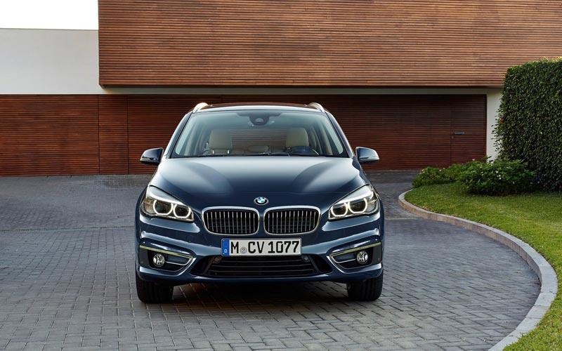 Фото BMW 2-series Gran Tourer