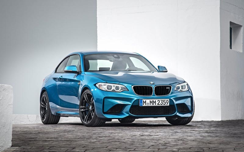 Фото BMW M2  (2015-2017)
