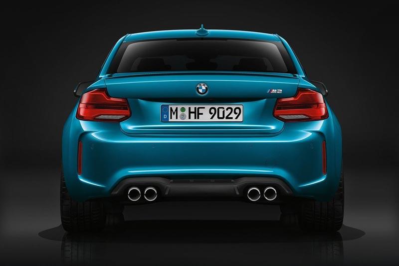 Фото BMW M2