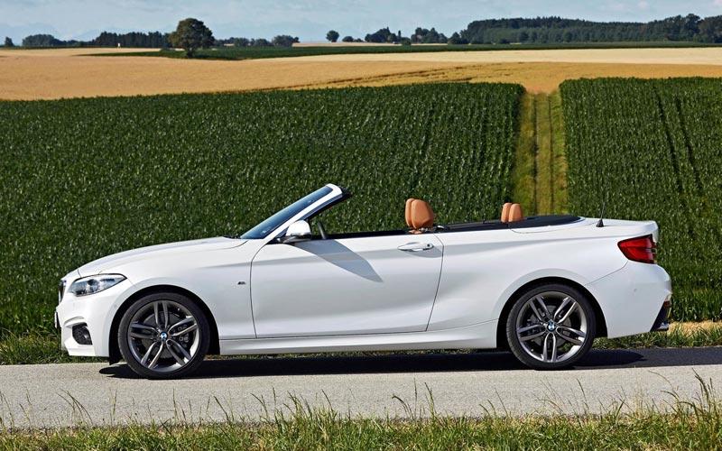 Фото BMW 2-series Cabrio