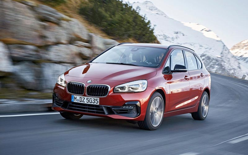 Фото BMW 2-series Active Tourer 2018