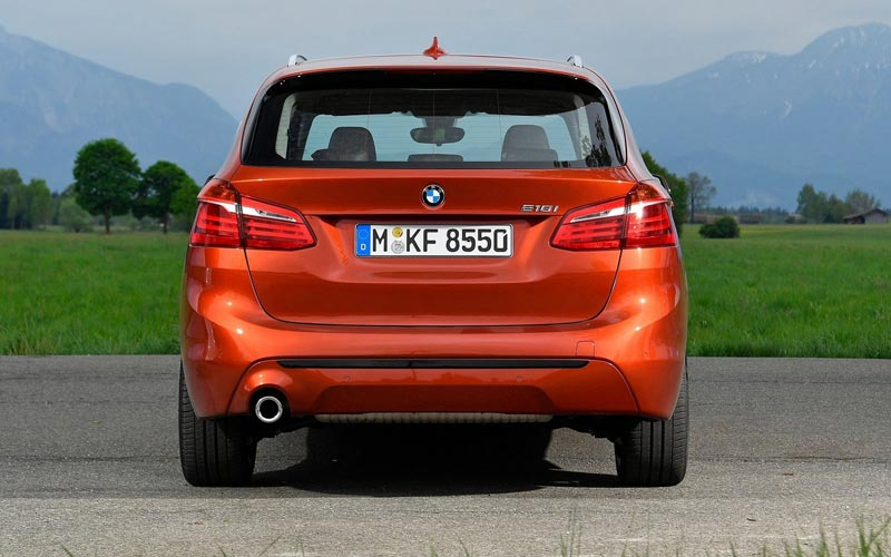Фото BMW 2-series Active Tourer 2018