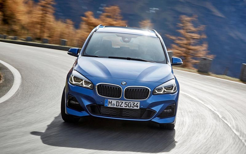 Фото BMW 2-series Gran Tourer 2018