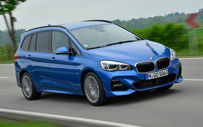 Фото BMW 2-series Gran Tourer 2018