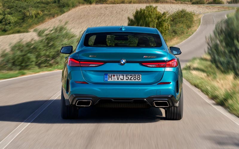 Фото BMW M235i Gran Coupe