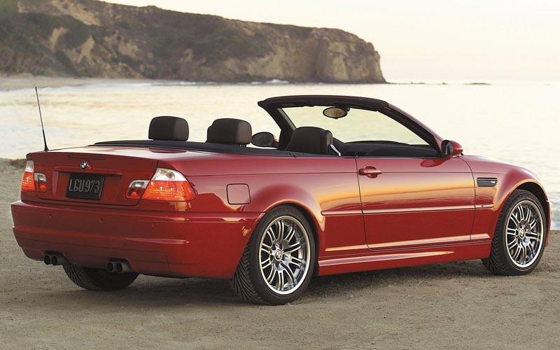 Фото BMW M3 Convertible  (2001-2005)