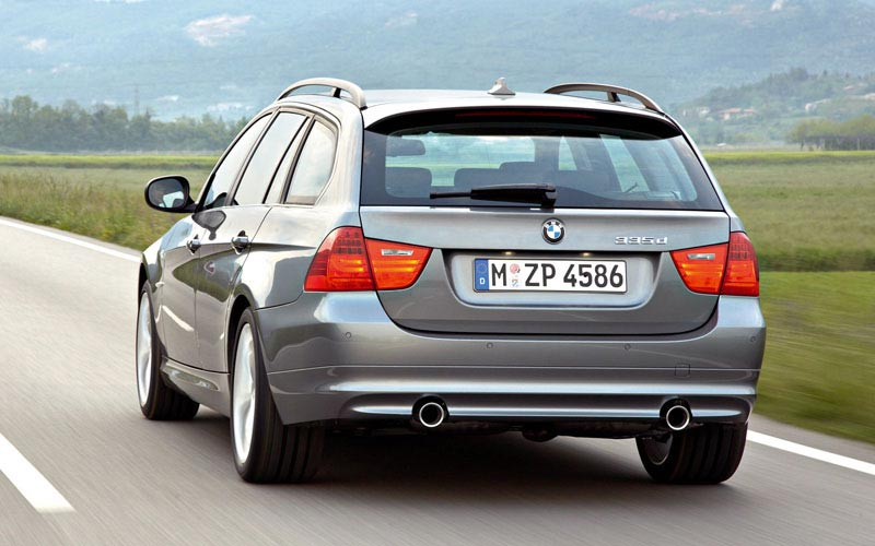 Фото BMW 3-series Touring  (2008-2012)