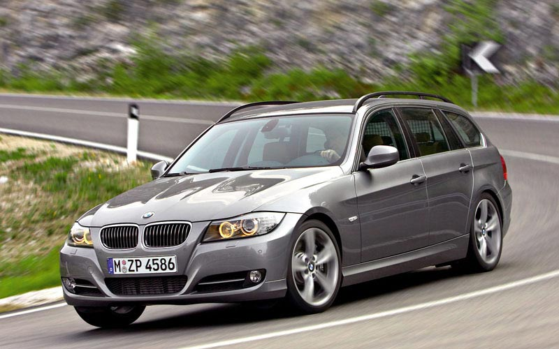 Фото BMW 3-series Touring  (2008-2012)