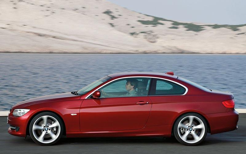 Фото BMW 3-series Coupe