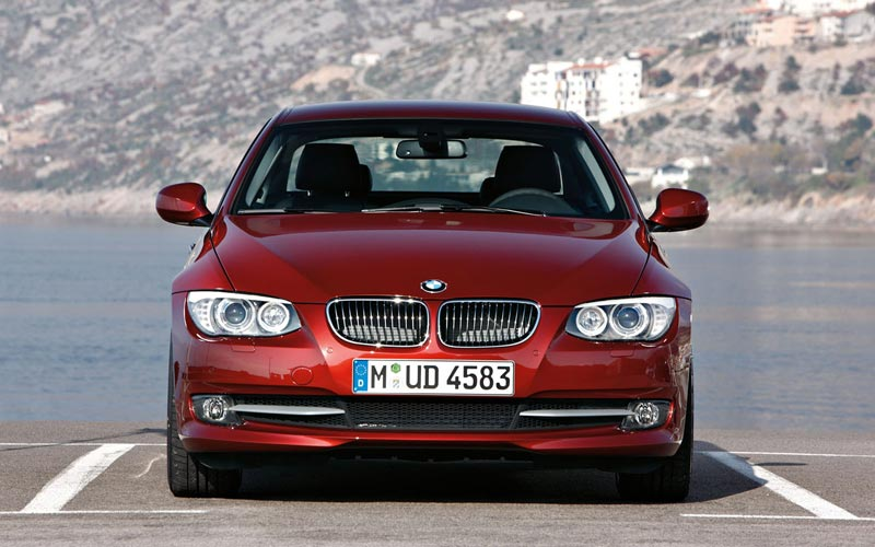 Фото BMW 3-series Coupe