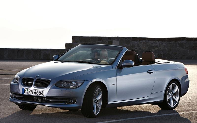 Фото BMW 3-series Convertible