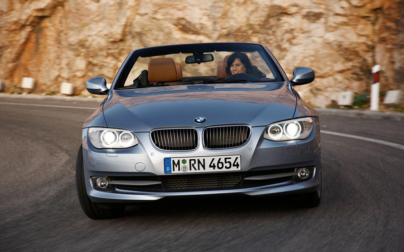 Фото BMW 3-series Convertible