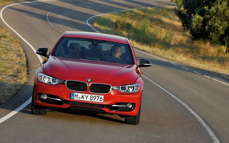 Фото BMW 3-series  (2012-2015)