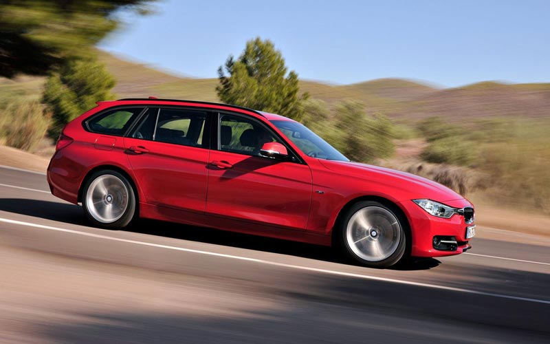 Фото BMW 3-series Touring  (2012-2015)