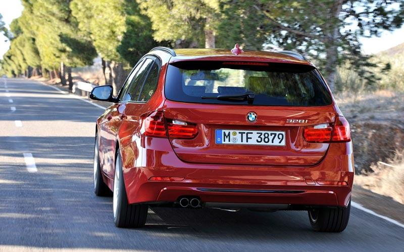Фото BMW 3-series Touring  (2012-2015)