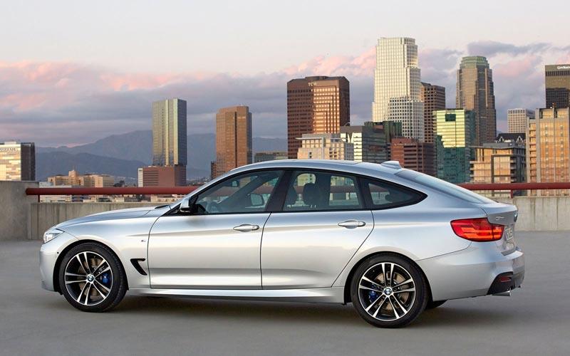 Фото BMW 3-series Gran Turismo  (2013-2015)