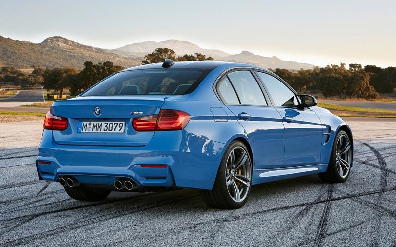 Фото BMW M3