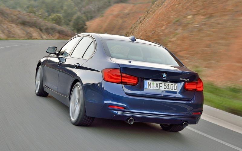 Фото BMW 3-series  (2015-2018)