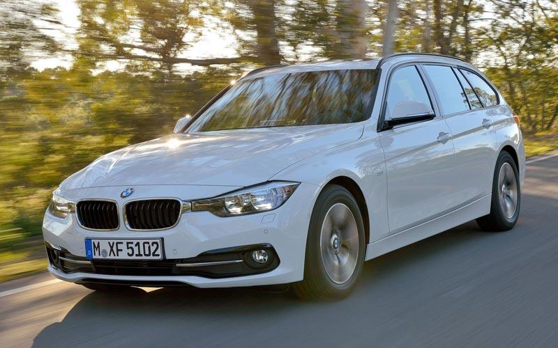 Фото BMW 3-series Touring