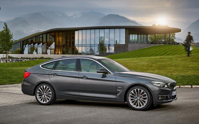 Фото BMW 3-series Gran Turismo