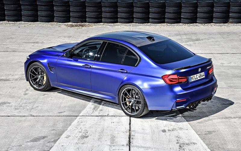 Фото BMW M3 CS