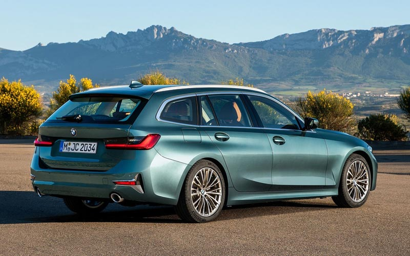 Фото BMW 3-series Touring