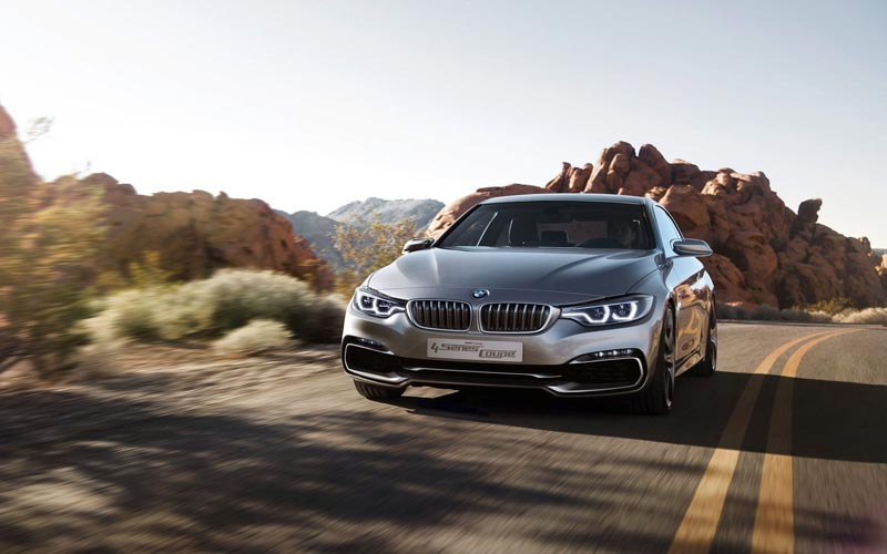 Фото BMW 4-series Concept