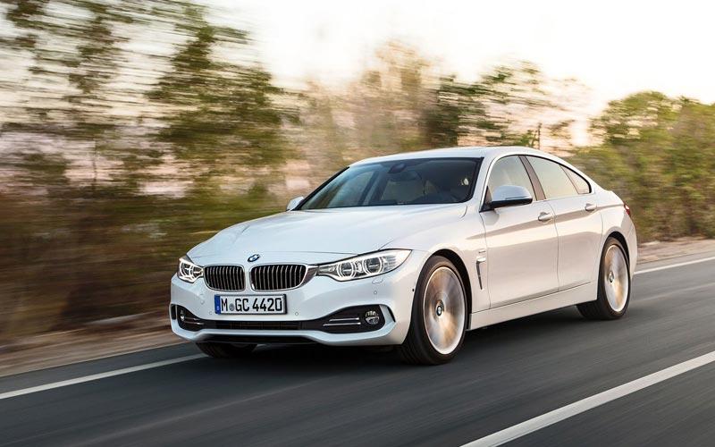 Фото BMW 4-series Gran Coupe  (2014-2017)