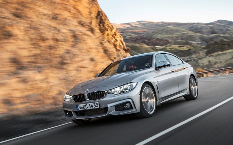 Фото BMW 4-series Gran Coupe  (2014-2017)