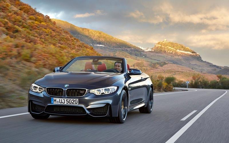 Фото BMW M4 Cabrio  (2014-2017)