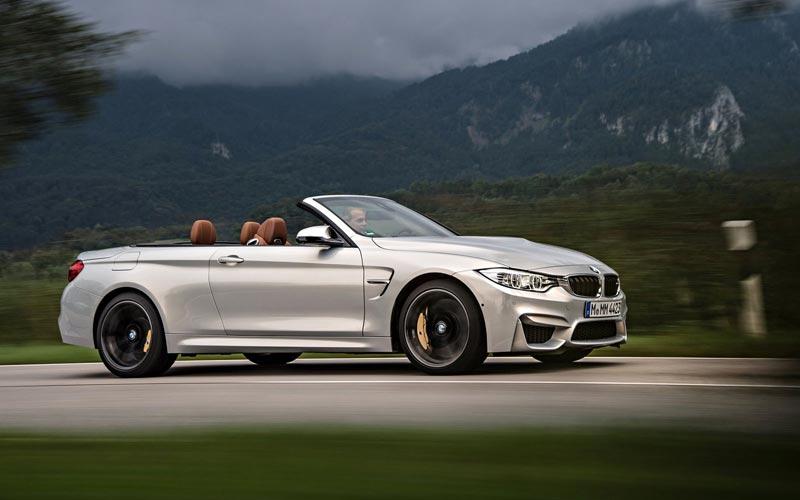 Фото BMW M4 Cabrio
