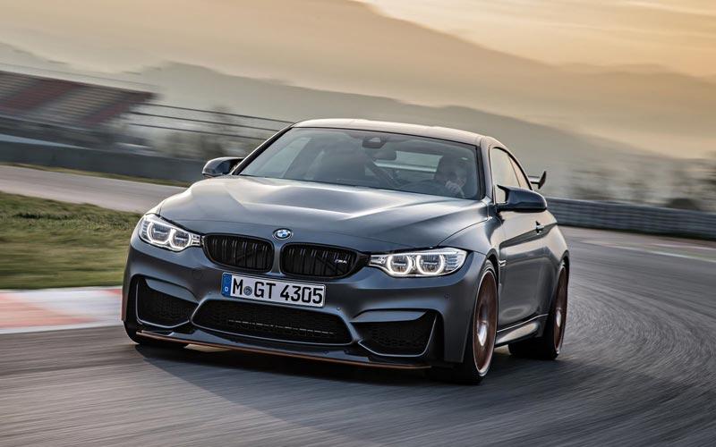 Фото BMW M4 GTS