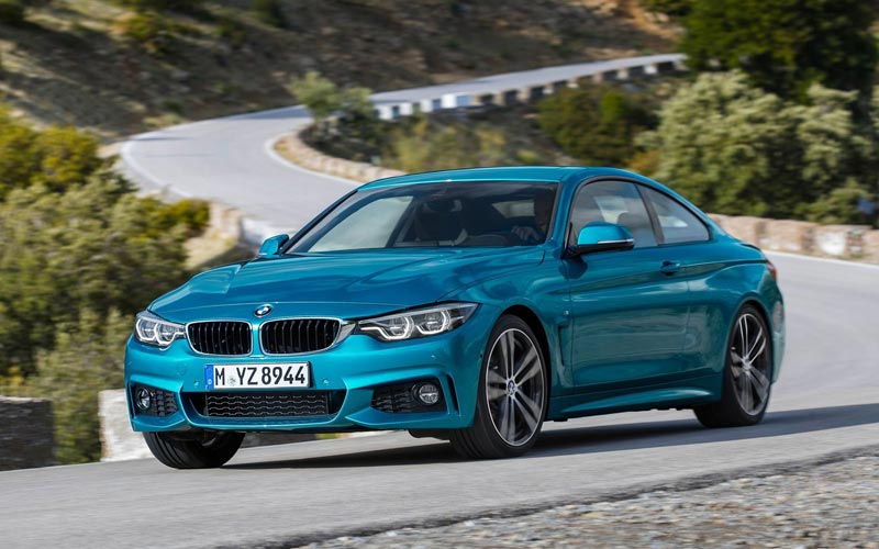 Фото BMW 4-series 2017