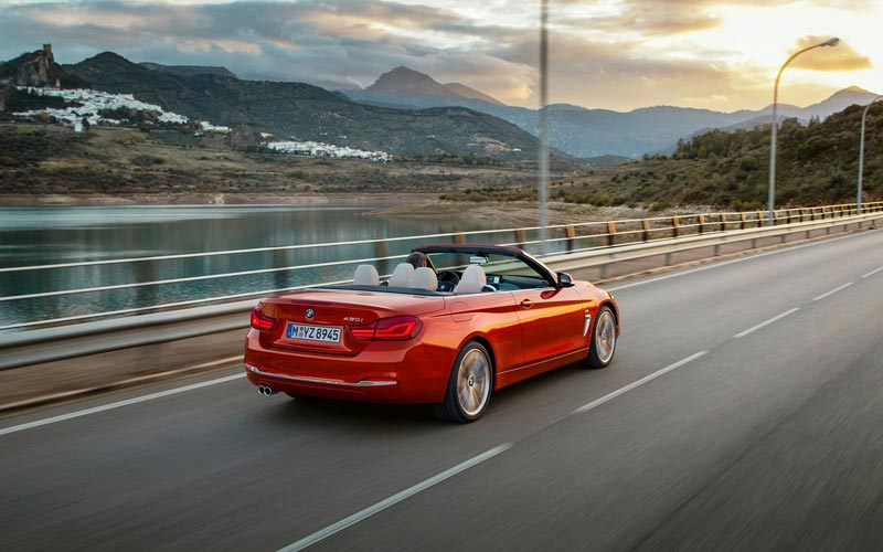 Фото BMW 4-series Cabrio