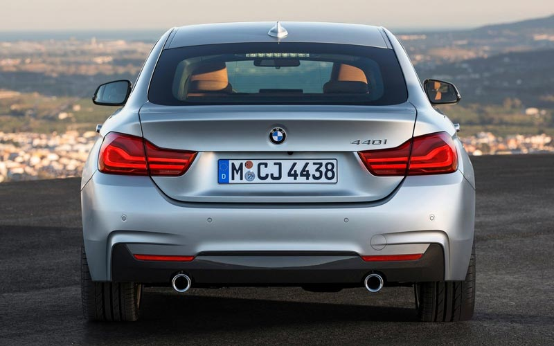 Фото BMW 4-series Gran Coupe