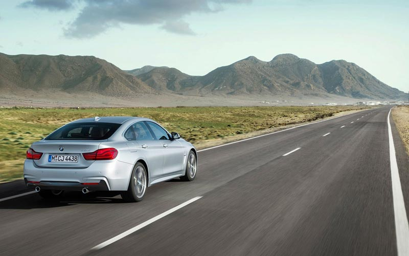 Фото BMW 4-series Gran Coupe