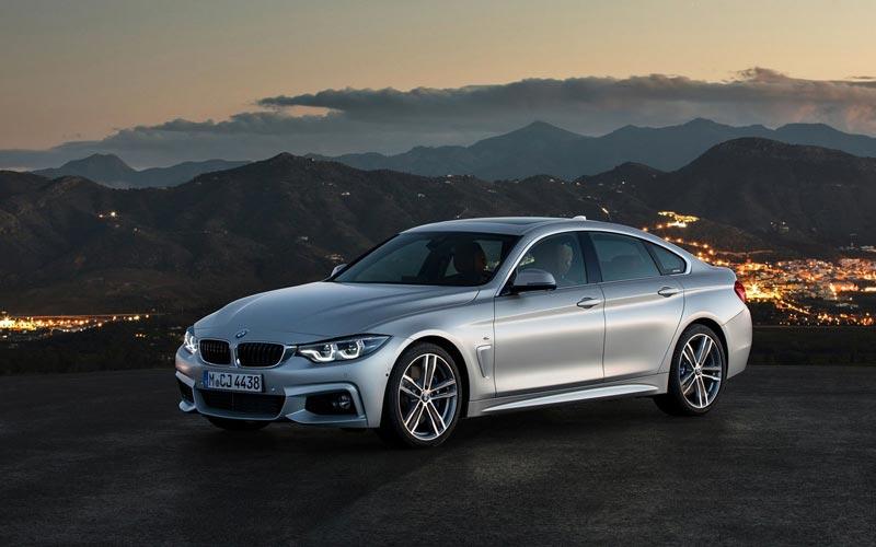 Фото BMW 4-series Gran Coupe 2017