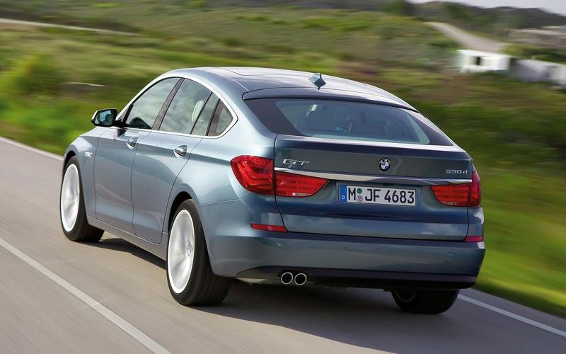 Фото BMW 5-series Gran Turismo  (2010-2013)
