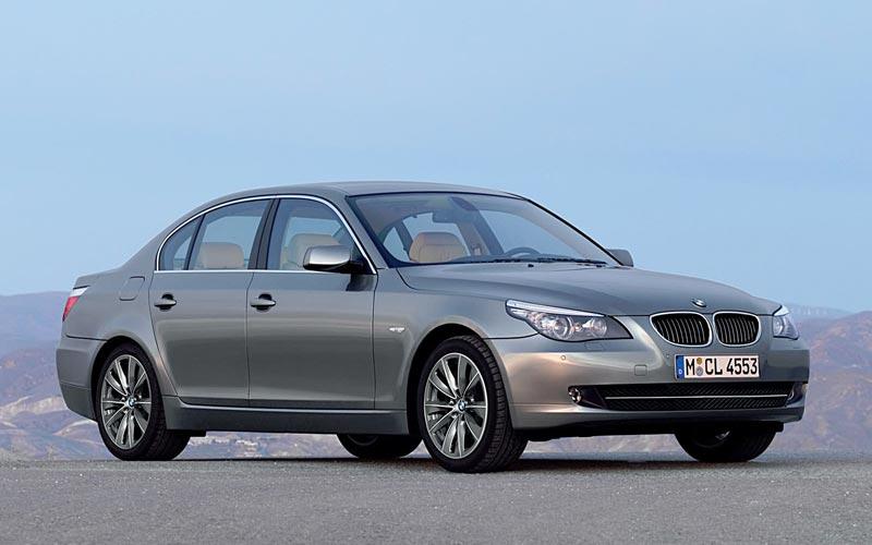 Фото BMW 5-series  (2007-2009)