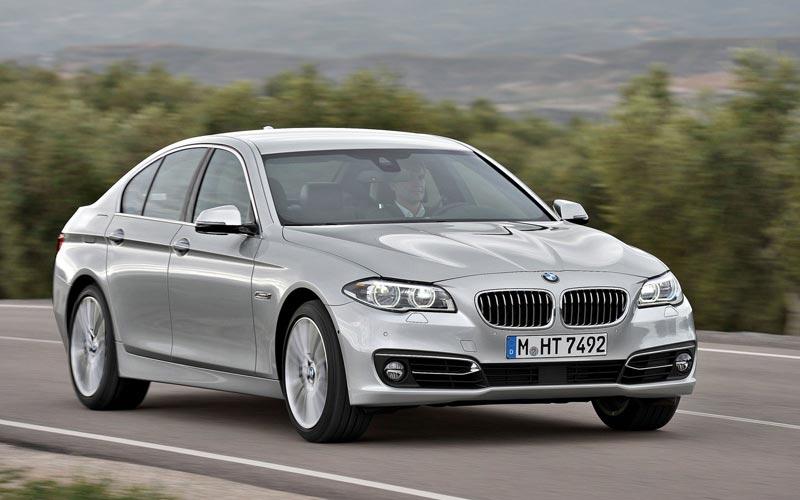 Фото BMW 5-series  (2013-2016)