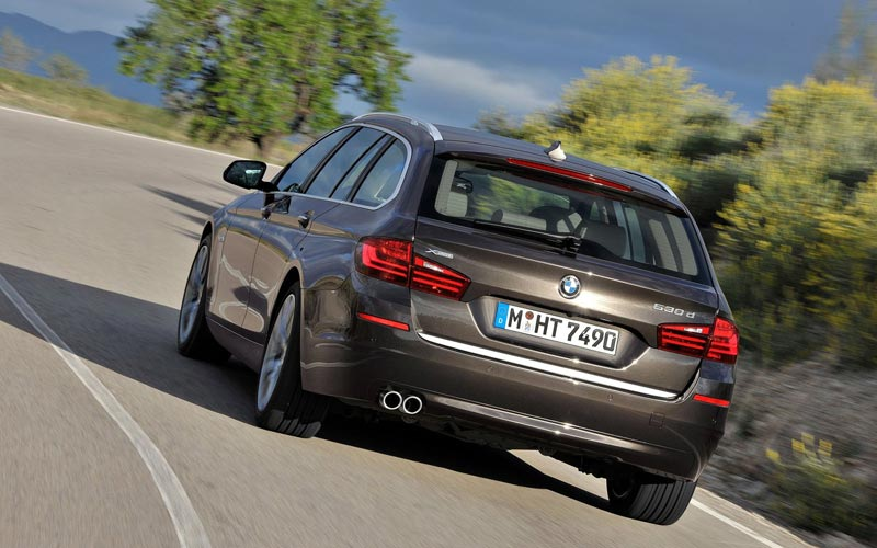 Фото BMW 5-series Touring  (2013-2016)