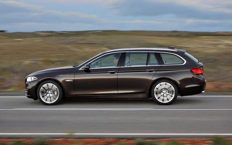Фото BMW 5-series Touring  (2013-2016)