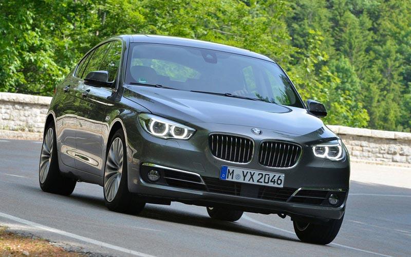 Фото BMW 5-series Gran Turismo