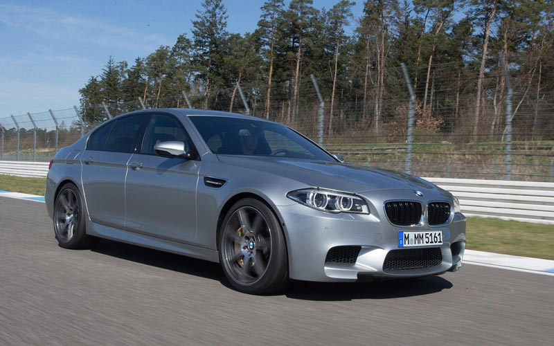 Фото BMW M5  (2013-2016)