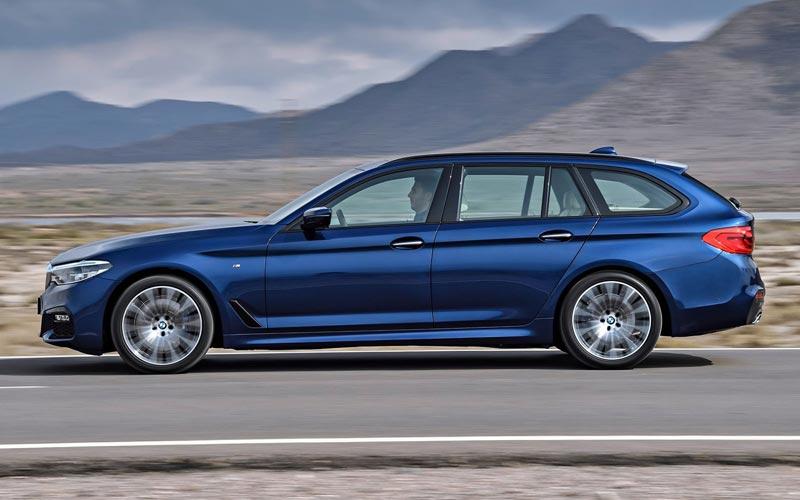 Фото BMW 5-series Touring