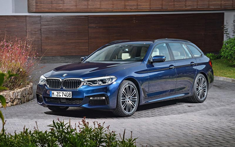 Фото BMW 5-series Touring